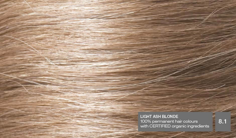 Light Ash Blonde 8.1_Hair