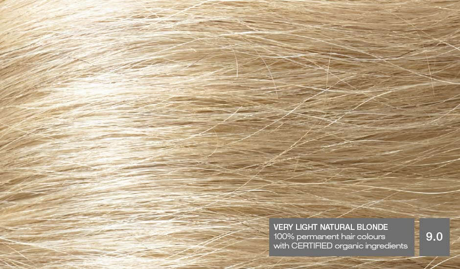 Very Light Natural Blonde 9.0_Hair