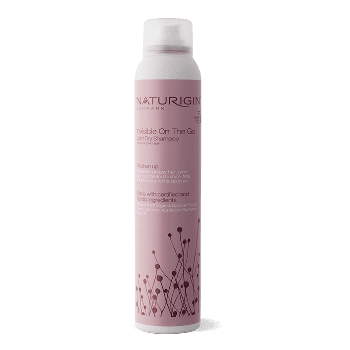 Invisible On The Go Dry Shampoo